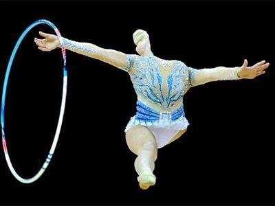 Ελληνίδα αθλήτρια έγινε πρωτοσέλιδο στην Telegraph