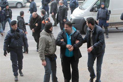 Στους 28 οι προφυλακισμένοι για τα κυκλώματα της Θεσσαλονίκης