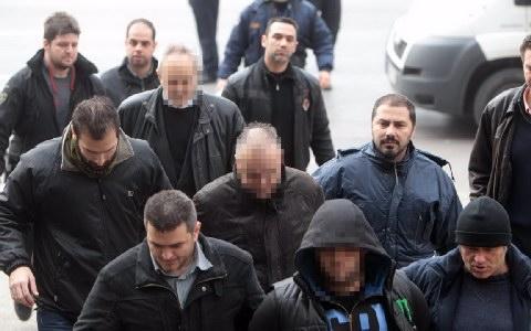 Στη φυλακή οι 4 «εγκέφαλοι» του κυκλώματος εκβιαστών