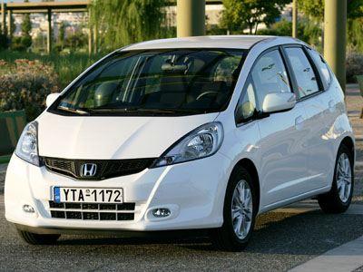 To Honda Jazz με νέο αυτόματο κιβώτιο ταχυτήτων CVT