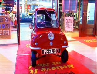 Το μικρότερο αυτοκίνητο στον κόσμο... (video)