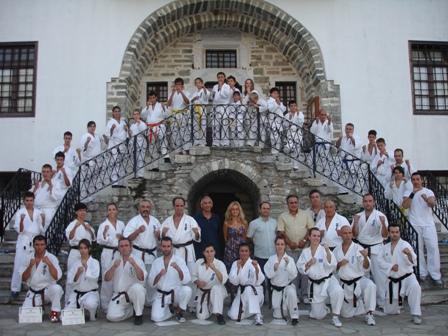 Χειμερινό Camp του Karate