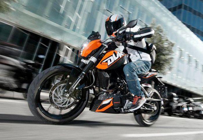 Το KTM Duke 200 πωλείται ήδη στην Ινδία!