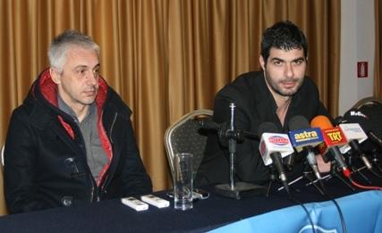Χαραλαμπίδης: «Επόμενη δύναμη η Νίκη»