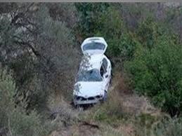 Λάρισα: Αυτοκτόνησε ρίχνοντας το αυτοκίνητό του σε χαράδρα!