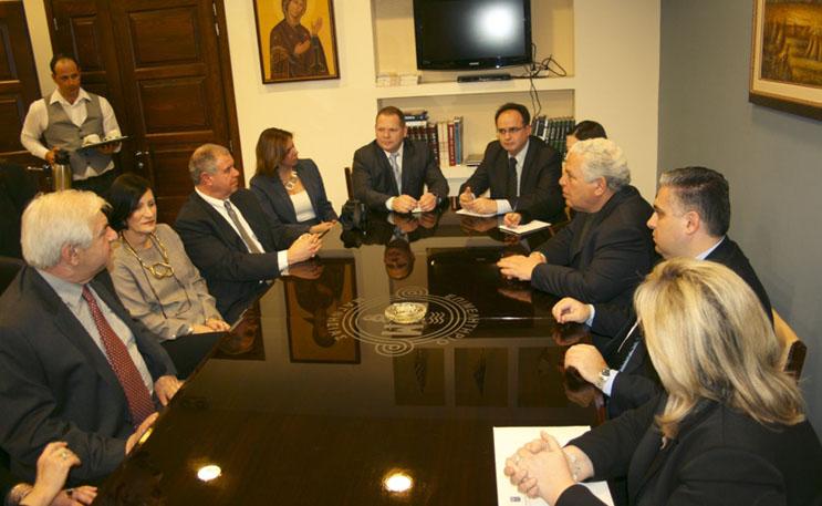 Συνεργασία Μαγνησίας - Ισραήλ
