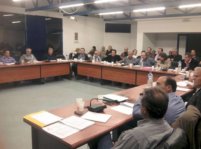 Ακόμα περιμένουν τα στοιχεία οι σύμβουλοι της μειοψηφίας για πρώην επιχειρήσεις του Δήμου