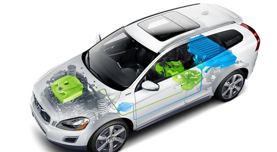 Volvo XC60 Plug-in