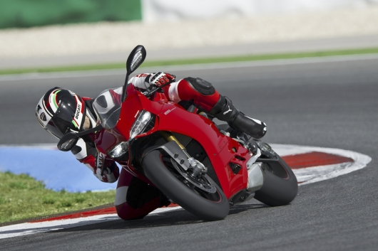 Ducati Riding Experience 2012