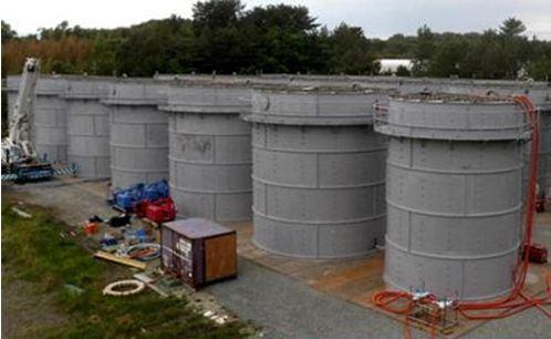 Διαρροές «ραδιενεργού» νερού στο πυρηνικό εργοστάσιο της Φουκουσίμα
