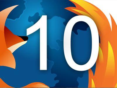 Κυκλοφόρησε βελτιωμένος ο Firefox 10