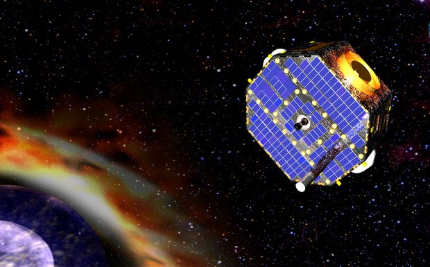 """Εντόπισαν """"εξωγήινη"""" διαστρική ύλη εκτός ηλιακού συστήματος!"""