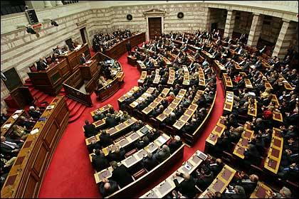 Στη Βουλή η δικογραφία για το έλλειμμα του 2009
