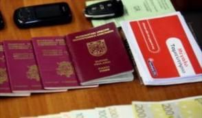 """Παρέλαβε Γαλλικό διαβατήριο """"made in""""... Τουρκία!"""