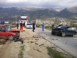Τρεις σοβαρά τραυματίες σε τροχαίο έξω από τη Νίκαια