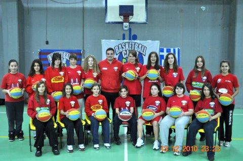 Δράση παντού  για Basketball Club Volos