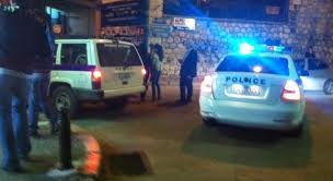 Συλλήψεις 5 ατόμων στο Μακρυχώρι Τεμπών για απόπειρα κλοπής