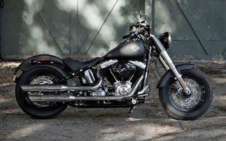Νέα Harley - Davidson Softail Slim