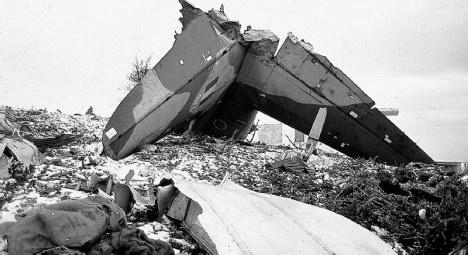 21 χρόνια από την τραγωδία με το C-130 στην Οθρυ
