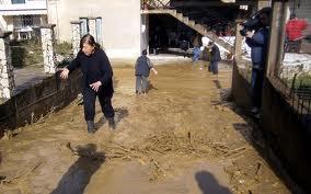 Πλημμύρισε η Ξάνθη ...