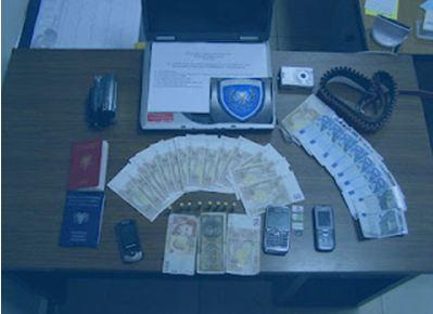 Συλλήψεις αλλοδαπών για παραχάραξη και κυκλοφορία παραχαραγμένων νομισμάτων στο Βόλο