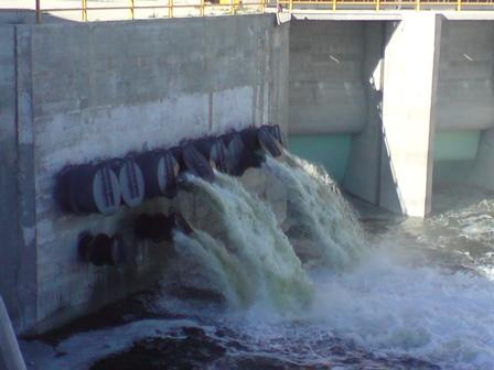 Νερά του Πηνειού στην Κάρλα