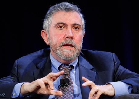 Π. Κρούγκμαν: «Το σενάριο της τρόικας για Ελλάδα δεν θα λειτουργήσει»