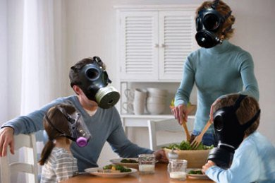 Επτά πηγές ατμοσφαιρικής ρύπανσης στο σπίτι