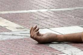 Άστεγος πέθανε από το κρύο έξω από το νοσοκομείο της Πάτρας
