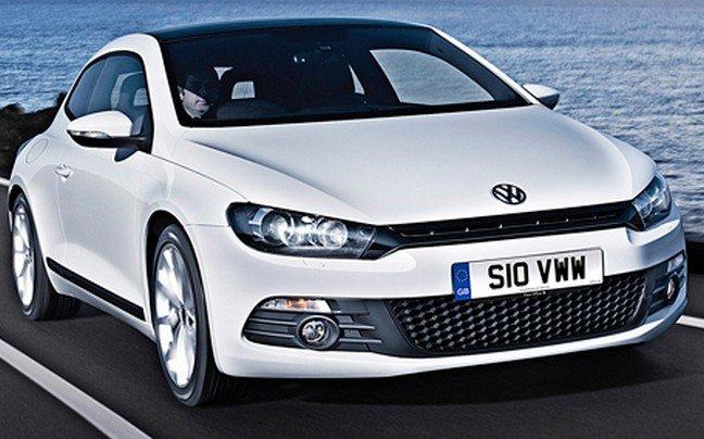 Το νέο συλλεκτικό VW Scirocco GT