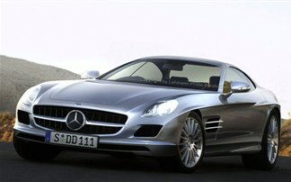 Κοντά στην παραγωγή η Mercedes SLC