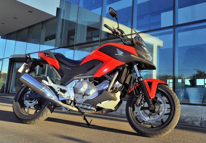 Honda NC 700 X: Αλλάζει τα δεδομένα!