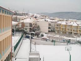 Ο χιονιάς έκλεισε και πάλι τα σχολεία