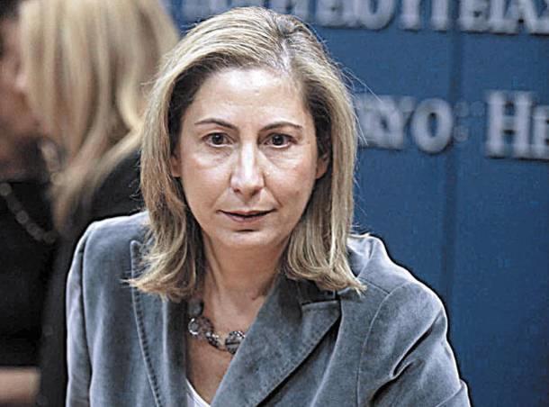 Παραιτήθηκε και η αναπληρώτρια υπουργός Εξωτερικών, Μαριλίζα Ξενογιαννακοπούλου