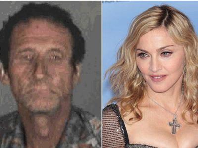 """Δραπέτευσε από την ψυχιατρική κλινική ο άντρας - """"εφιάλτης"""" της Madonna!"""