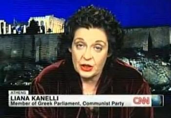 Καταπέλτης  η Λιάνα στο CNN! (video)