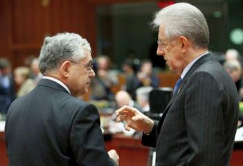 Μάριο Μόντι: Δεν θα φύγει η Ελλάδα από την Ευρωζώνη