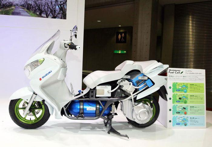 Kοινοπραξία από Suzuki για κυψέλες υδρογόνου