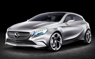 Σεντάν και ελκυστική η νέα Mercedes A-Class