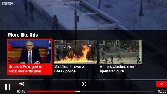 Πρώτο θέμα η Ελλάδα σε όλα τα μεγάλα ειδησεογραφικά sites του πλανήτη!