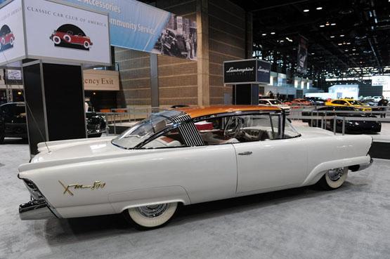 Mercury XM 800 1954 Concept - Ρετρό όνειρα