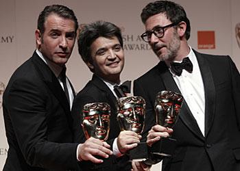 Η ταινία «The Artist» σάρωσε τα βραβεία BAFTA