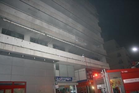 Μεγάλες ζημιές στη Β ΄ΔΟΥ Βόλου