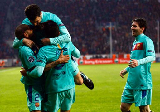 Champions League: Κλείδωσε την πρόκριση η Μπαρτσελόνα