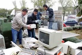 Ανακύκλωση ηλεκτρονικών και ηλεκτρικών συσκευών στην Ν. Αγχίαλο