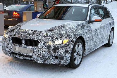 BMW Σειρά 3 Touring 2013: Ίδιο θέμα, άλλη -πρακτικότερη- διάσταση