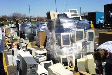 Υποχρεωτική η ανακύκλωση ηλεκτρικών συσκευών!