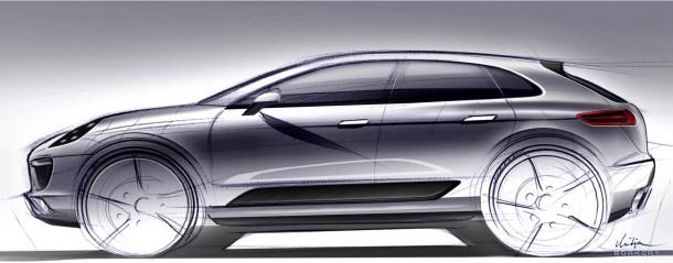 Η Porsche Cajun τελικά ονομάζεται Macan