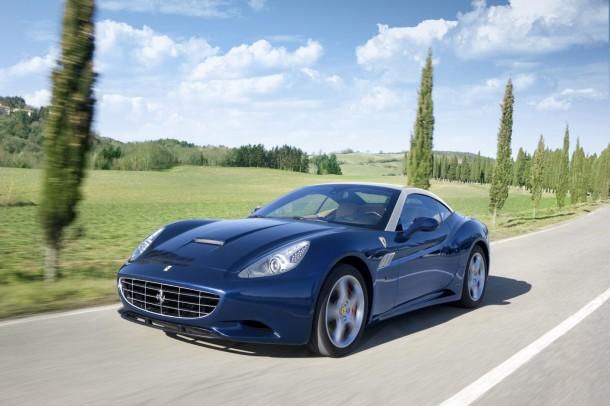 Επίσημο: Ferrari California 2013 με 490 άλογα