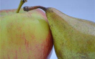 Μήλο ή αχλάδι;